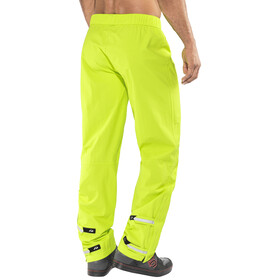 Protective Seattle Rain Pants Men neon green